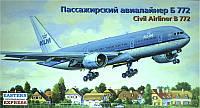 Пассажирский авиалайнер Б772