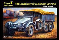 Машина для перевозки военнослужащих Krupp Protze Kfz.70