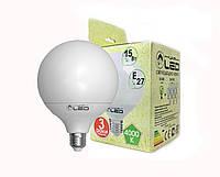 LED Лампа 15W E27 4000K