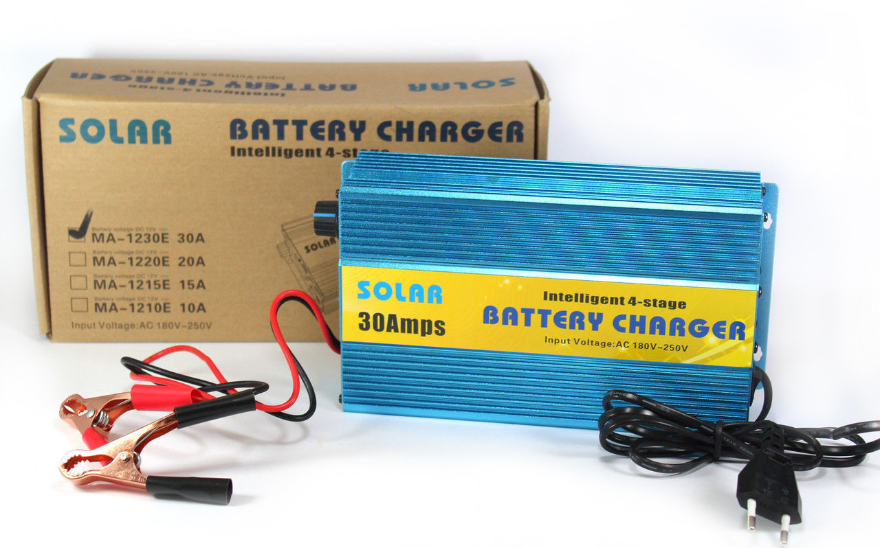 Зарядное устройство для аккумулятора BATTERY CHARDER 20A MA-1230A NZ - Оптом 24 в Одессе