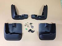 Брызговики для Subaru XV 2011- комплект 4 шт.