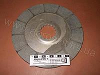 Диск тормозной МТЗ-100-1221 (Россия) безасбестовая, арт. 85-3502040-04  трактора, грузовой машины, тягача, эскаватора, спецтехники