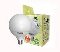 LED Лампа G120 10W E27 4000K