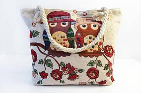 Модная пляжная сумка