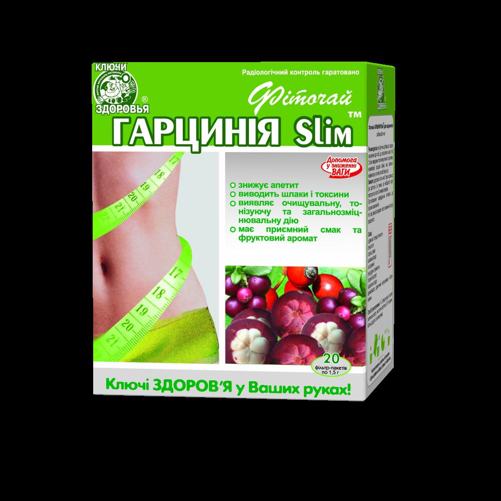 Фіточай «Гарцинія Slim» чай для схуднення