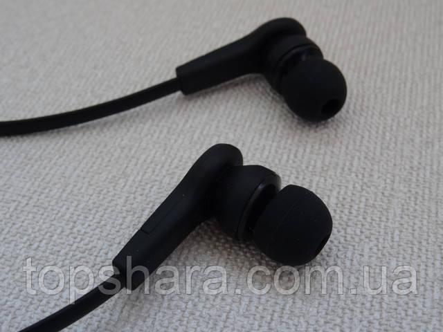 Наушники беспроводные Bluetooth Nike MS-B4 спортивные, цвет черный