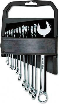 Набор ключей 48-932 рожково-накидных Cr-V 12шт (6-22мм) Berg