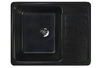 Кухонная мойка 57*46 см Valetti цвет черный серия Standart модель №9