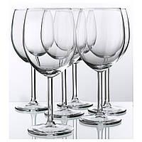 SVALKA Бокал для красного вина, стекло бесцветное