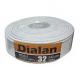 Коаксиальный кабель Dialan RG6U-32W, CU, 0,90 мм., экран 32%, 75 Ом, оболочка 6,8мм белая, бухта 100м