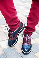 Оксфорды - туфли с бахромой