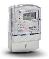 Однофазный многотарифный счетчик электроэнергии НІК2102-01.Е2МСТР1220В (5-60)А с радиомодулем (ZigBee), с реле упр. нагрузкой