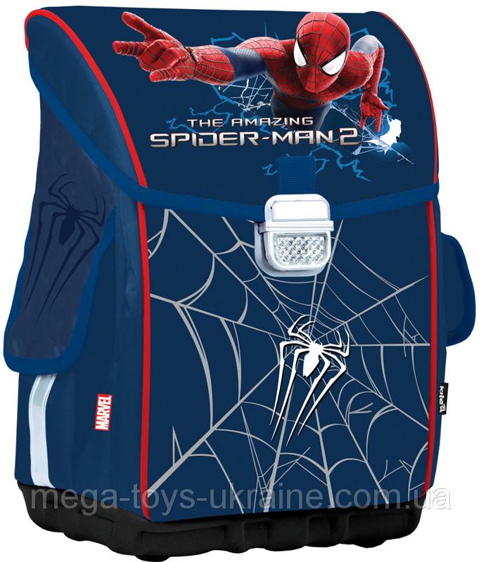 7ae7aa454d00 Рюкзак Kite школьный каркасный Spider-Man SM14-503K: продажа, цена в ...