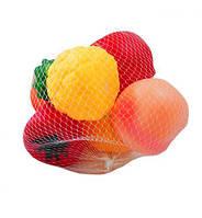Игрушки (овощи) для ванной