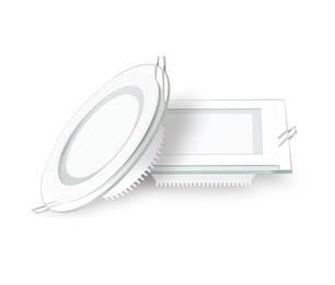 Встраиваемые светодиодные светильники Glass Rim
