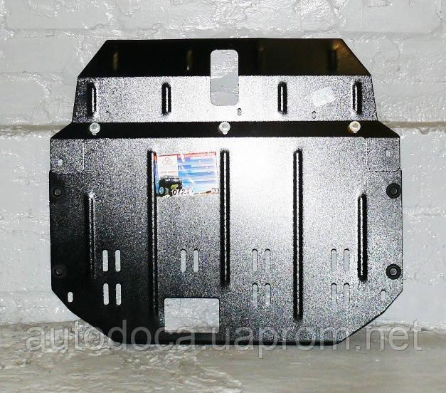 Защита картера двигателя и кпп Kia Cerato II  2009-
