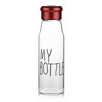 Бутылка My Bottle Infuser (420 мл) стекло