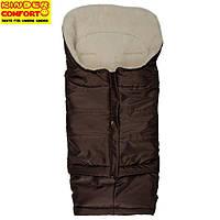 Конверт-трансформер Kinder Comfort Polar, коричневый