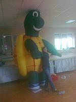 Надувной костюм (пневмокостюм, пневморобот) Черепаха, фото 1