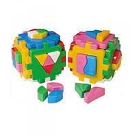 Куб Розумний малюк Логіка Комбі 2476 VV