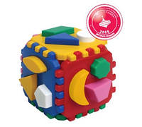 Куб Розумний малюк 0458 ZD