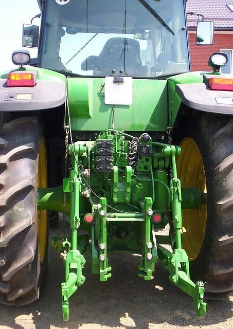 Продам трактор John Deere 8530, 320л. с. - Техноподъем в Харькове