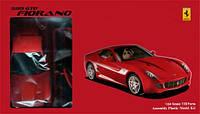 Автомобиль Ferrari 599 GTB Fiorano