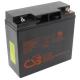 Аккумулятор свинцово-кислотный (AGM) CSB GP12170B1, 12V 17Ah