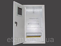Щит учета распределительный металлический ЩУР-3Ф-Н-12 автоматов