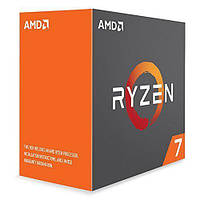 AMD (AM4) Ryzen 7 1700, Box, 8x3,0 GHz (Turbo Boost 3,7 GHz), L3 16Mb, Summit Ridge, 14 nm