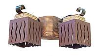 Светильник из дерева бра настенное ДП-14 двойное с двумя деревянными плафонами