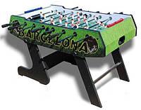 Настольный футбол, Игровой стол раскладной, футбол Barselona, фото 1