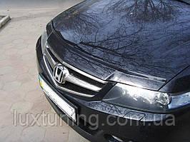 Дефлектор капота FLY Honda Accord 2003-2007