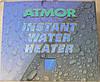Проточные водонагреватели Atmor
