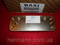 Теплообменник Baxi/Westen вторичный 10 пластин