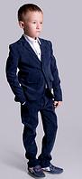 Вельветовый костюм весна-осень - EV2108