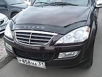 Дефлектор капота VIP TUNING Ssang Yong Kyron с 2005 г.в.