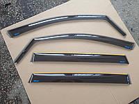 Дефлектор окон ClimAir вставные Toyota Avensis Verso 2001-2005 (комплект)