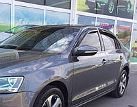 Дефлекторы окон SIM Volkswagen Jetta 2011-