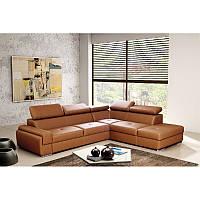 Угловой диван ENZO со спальным местом и ящиком, PIASKI