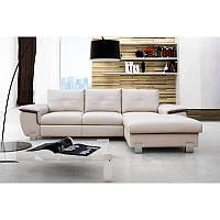 Угловой диван GIO со спальным местом и ящиком, PIASKI