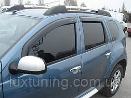 Дефлекторы окон ANV Air Renault Duster 2012-2013
