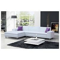 Угловой диван MESSINA R со спальным местом и ящиком
