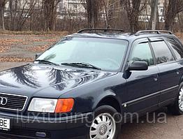 Дефлекторы окон Cobra Tuning Audi 100 / A6 УНИВЕРСАЛ 1991-1997
