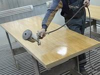 Покраска ступеней полиуретановым износостойким лаком
