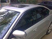 Дефлекторы окон Cobra Tuning Subaru Legacy SD 2004-2009