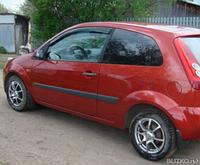 Дефлекторы окон EGR Ford FIESTA 3d 2002-2008