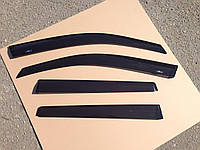 Дефлекторы окон НIC Mitsubishi Outlander 2012-