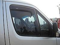 Дефлекторы окон HIC Mercedes Benz Sprinter (W906) 2006- / Volkswagen Crafter 2006-