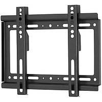 Крепеж DINGNUO B22 черный для телевизоров 14 - 42 дюйма держатель кронштейн совместим с LED телевизорами
